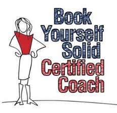 Certified Book Yourself Solid Coach